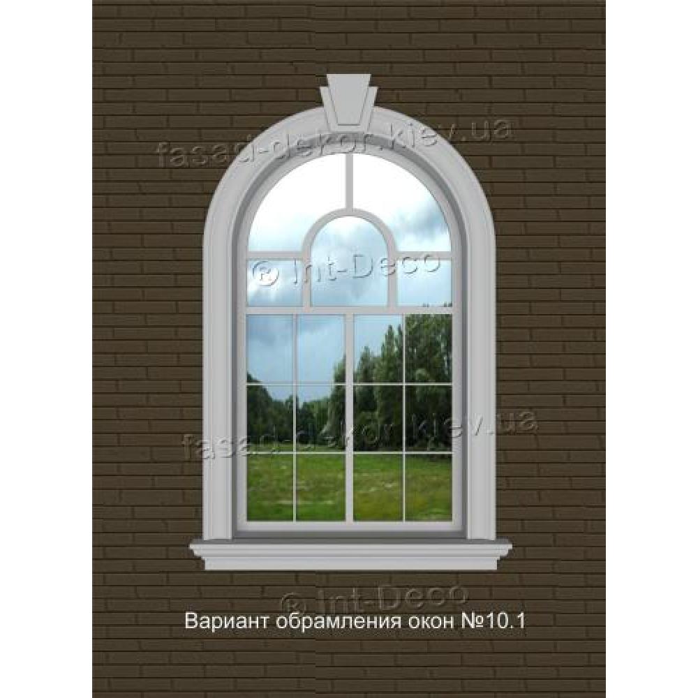 Фасад дома варианты отделки окон на фасаде № 10.1